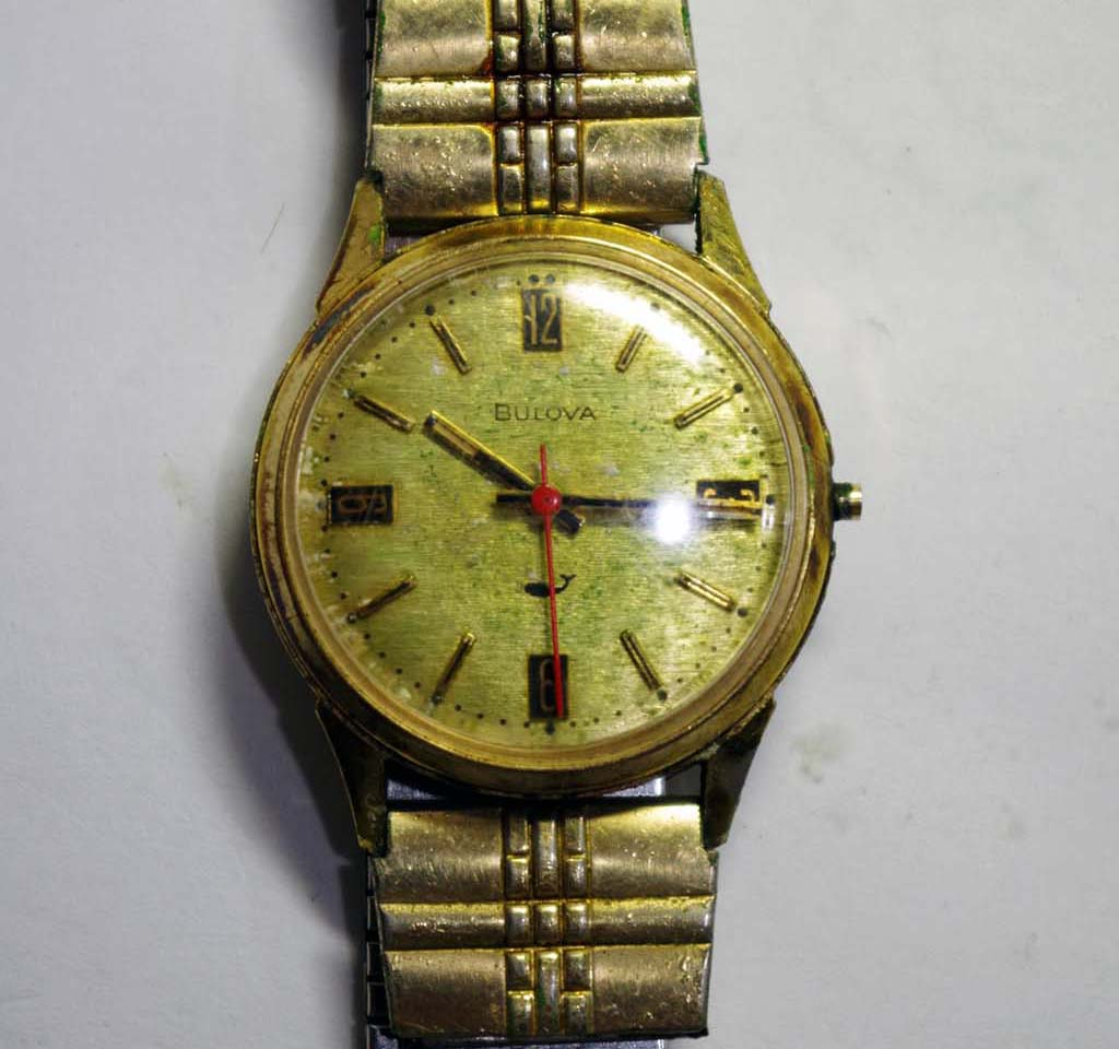 womens bulova watch serial numbers