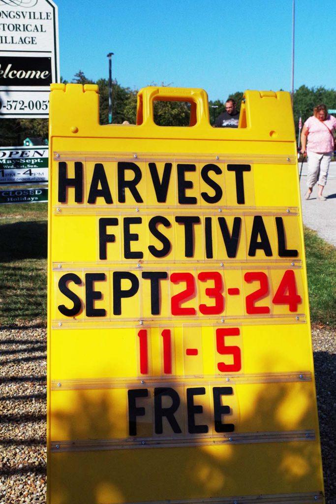 Srongsville Historical Fall Festival