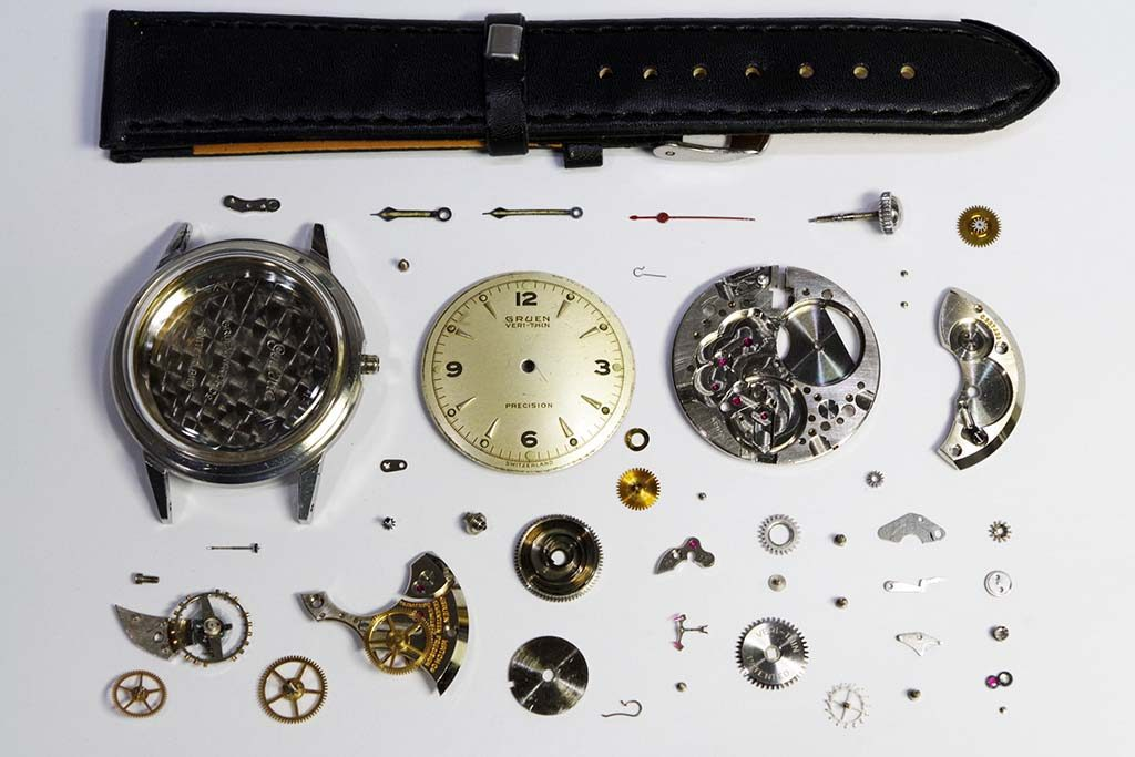 Gruen Watch Repair