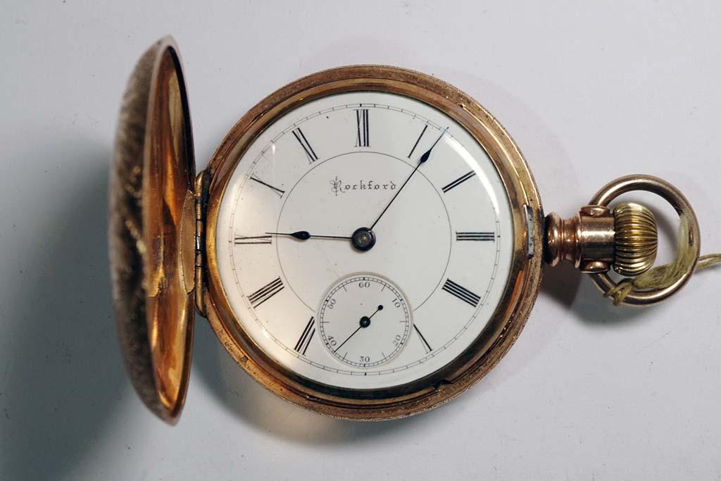 732bf4317f211 Rockford Pocket Watch Repair