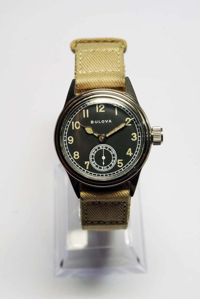 Bulova Military Watch Repair