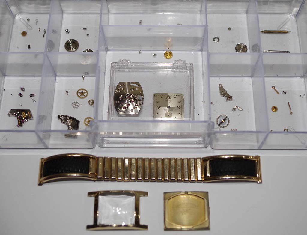 Vintage Watch Repair