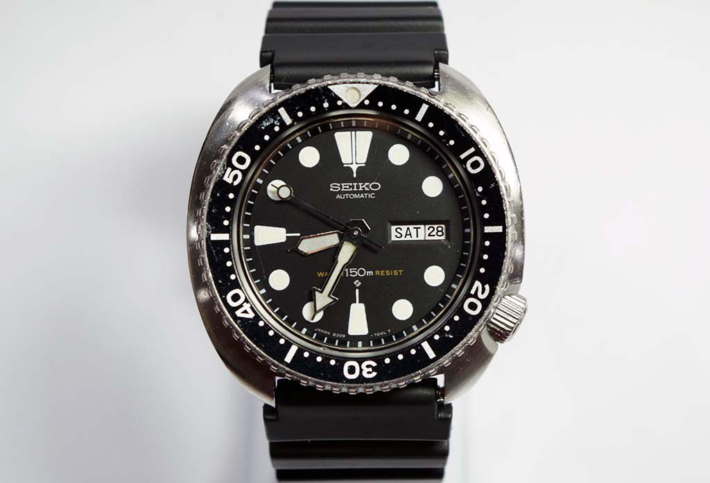 Seiko Watch Repair Service
