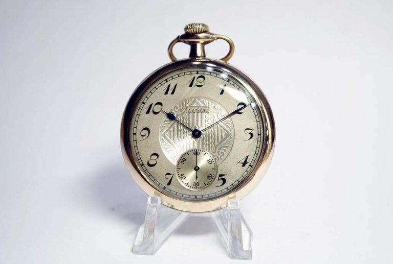 Elgin Pocket Watch Repair Service
