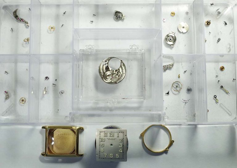 Vintage Wristwatch Repair Service
