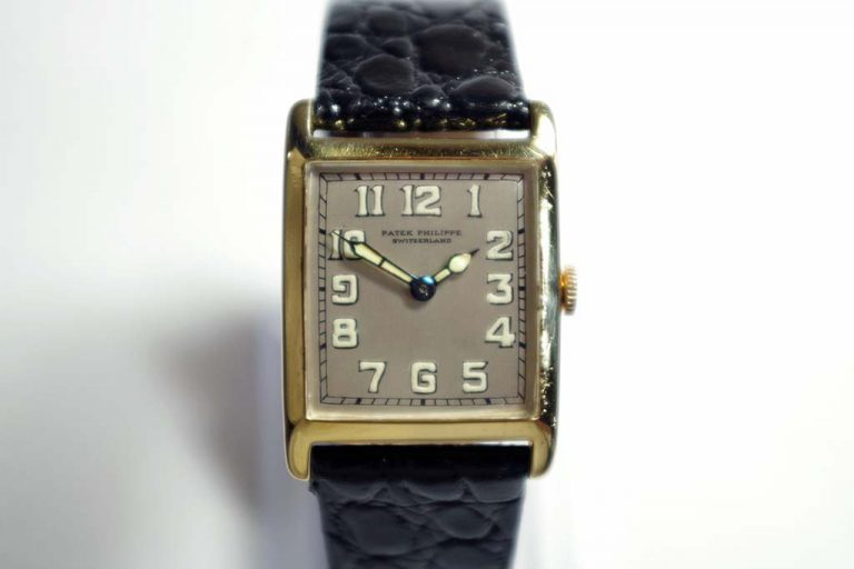 Vintage Patek Philippe Watch Repair Service