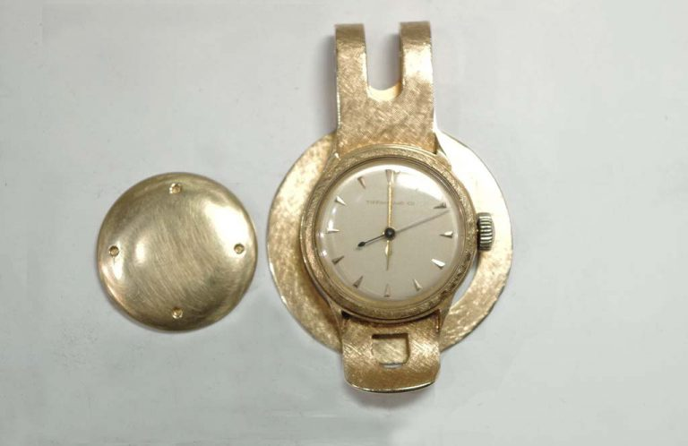 Tiffany and Company Watch Repair Service
