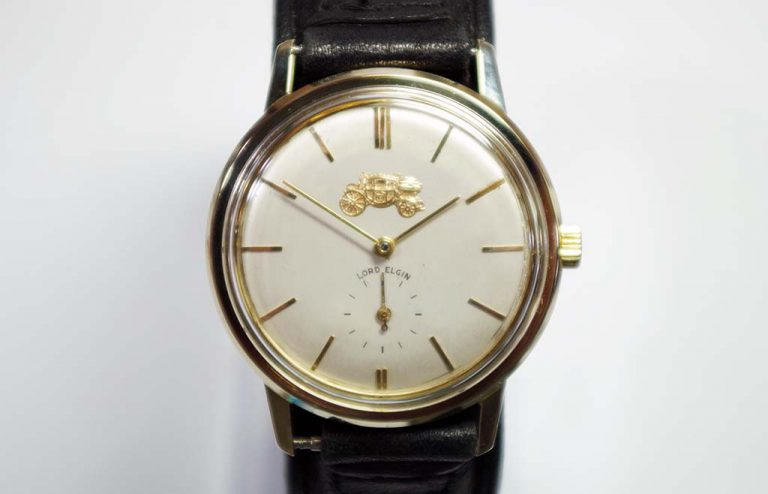Lord Elgin Watch Repair