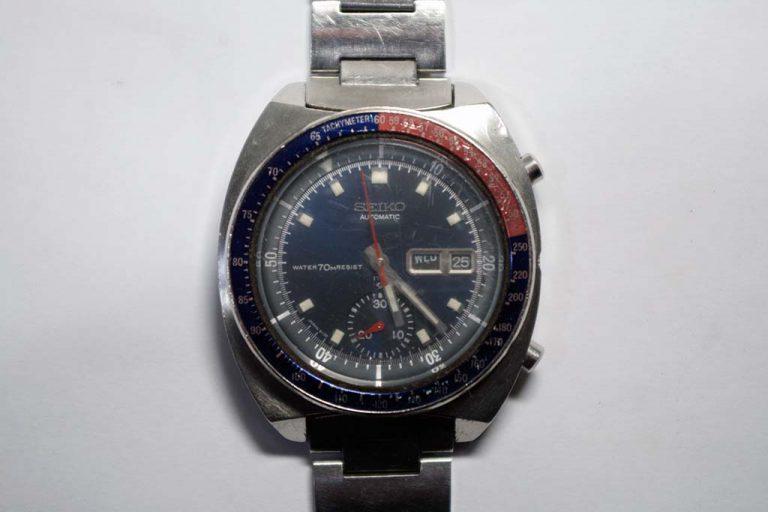 Seiko 6139 Watch Repair Service