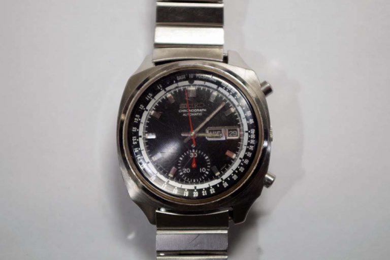 Vintage Seiko Watch Repair