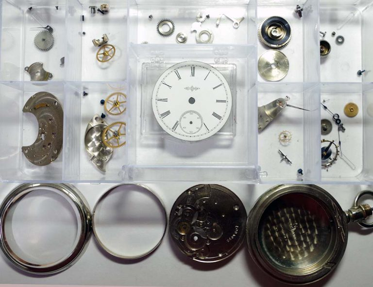 Illinois Pocket Watch Service