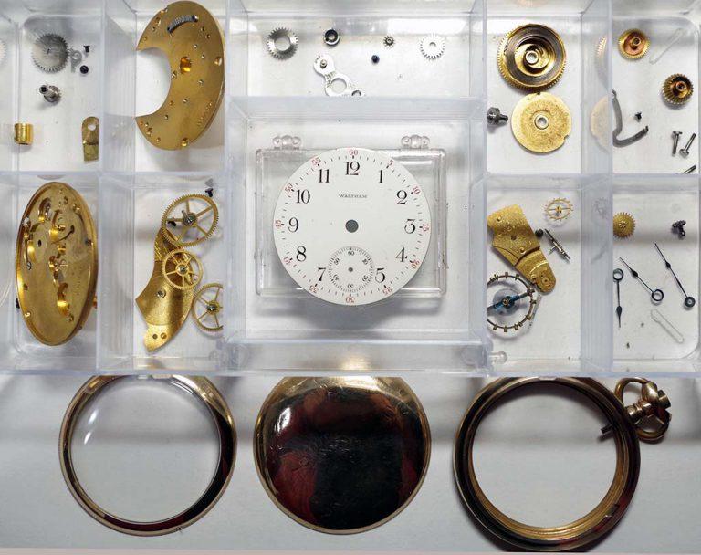 Waltham Pocket Watch Repair