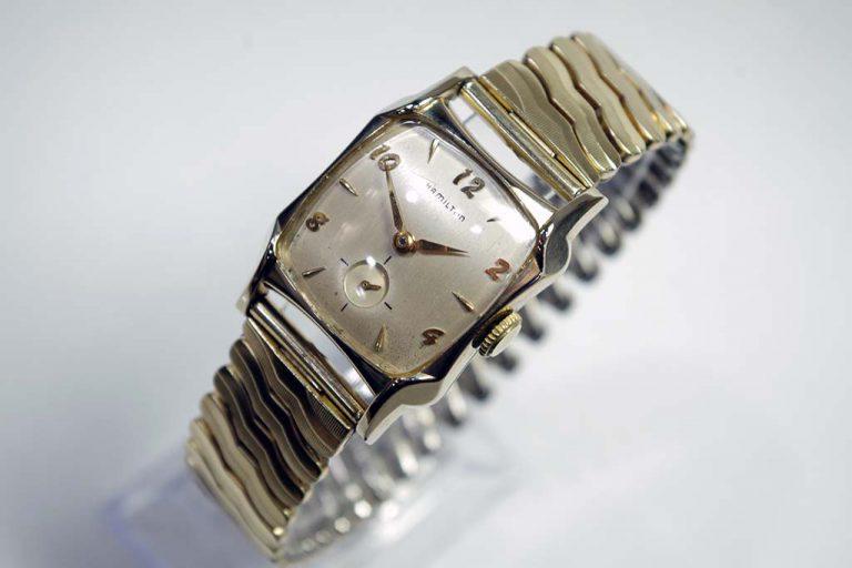 Vintage Hamilton Wristwatch Service