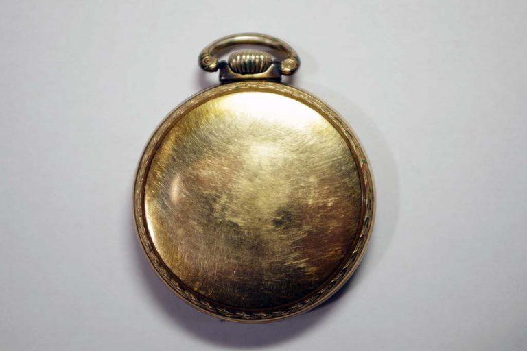 Vintage Pocket Watch Repair Service