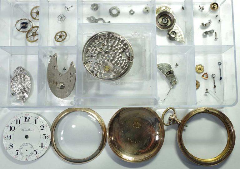 Antique Pocket Watch Repair