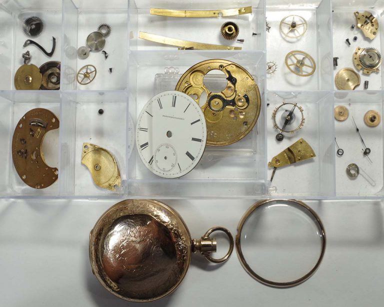 Vintage Watch Repair Service