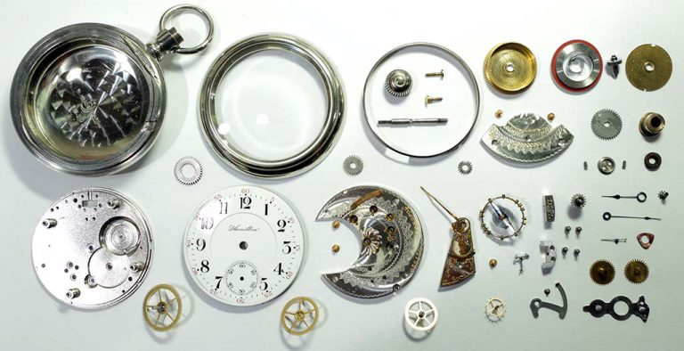 Is it worth repairing vintage and antique pocket watches